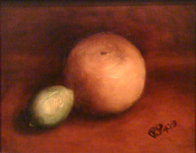 Grapefruit & Lime