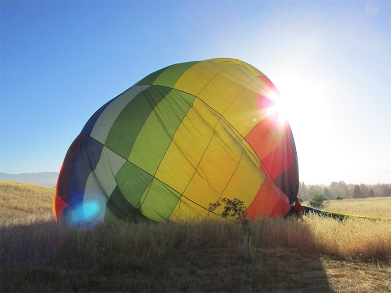 Napa Balloons 1