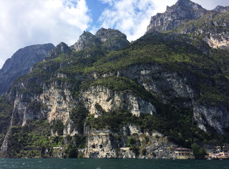Lake Garda Mountains